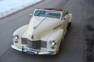 Picture of 1941 Cadillac Series 62 Convertible Coupe For Sale
