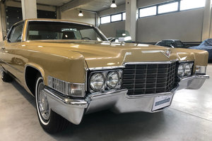 Picture of 1969 Cadillac DeVille Coupe (ID XT0486) For Sale