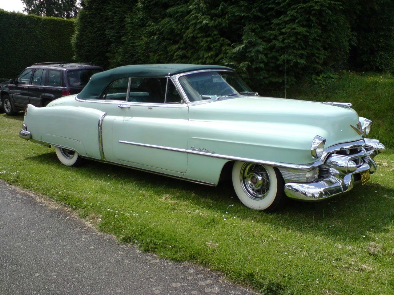 4766 CADILLAC WANTED 40s 50s 60s CADILLAC WANTED For Sale (picture 2 of 12)