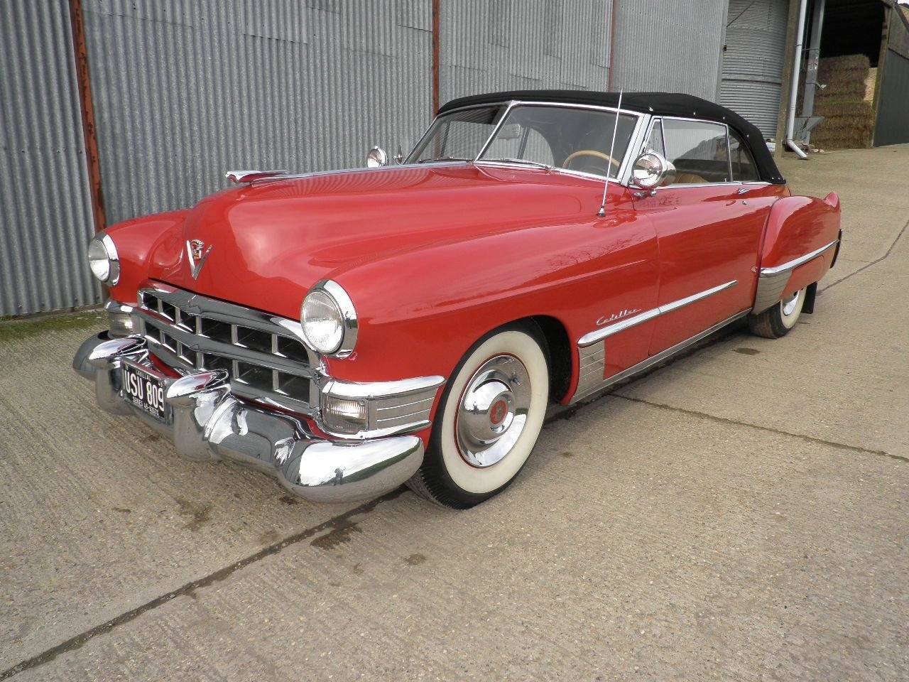 4766 CADILLAC WANTED 40s 50s 60s CADILLAC WANTED For Sale (picture 3 of 12)