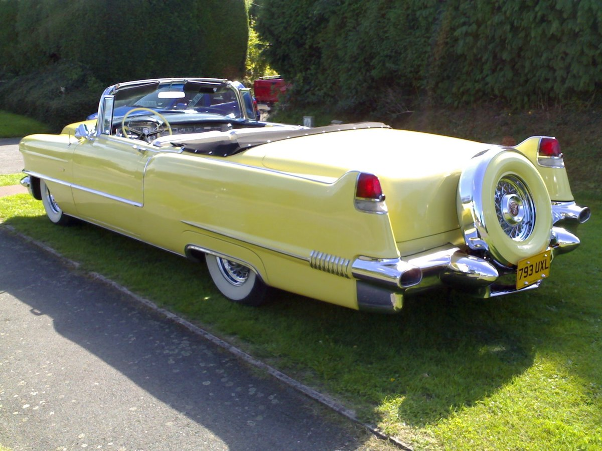 4766 CADILLAC WANTED 40s 50s 60s CADILLAC WANTED For Sale (picture 6 of 12)