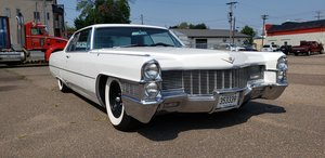 Picture of 1965 Cadillac Coupe DeVille Lowered 2in For Sale