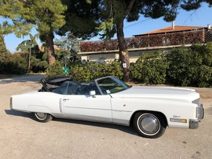 Picture of 1972 Cadillac Fleetwood Eldorado Convertibile For Sale