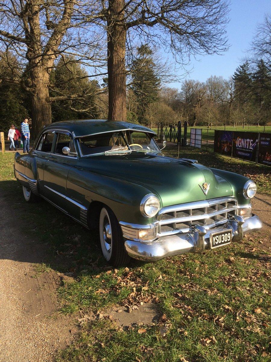 1949 Cadillac Series 62 Sedan 331ci V8 Auto For Sale (picture 4 of 9)