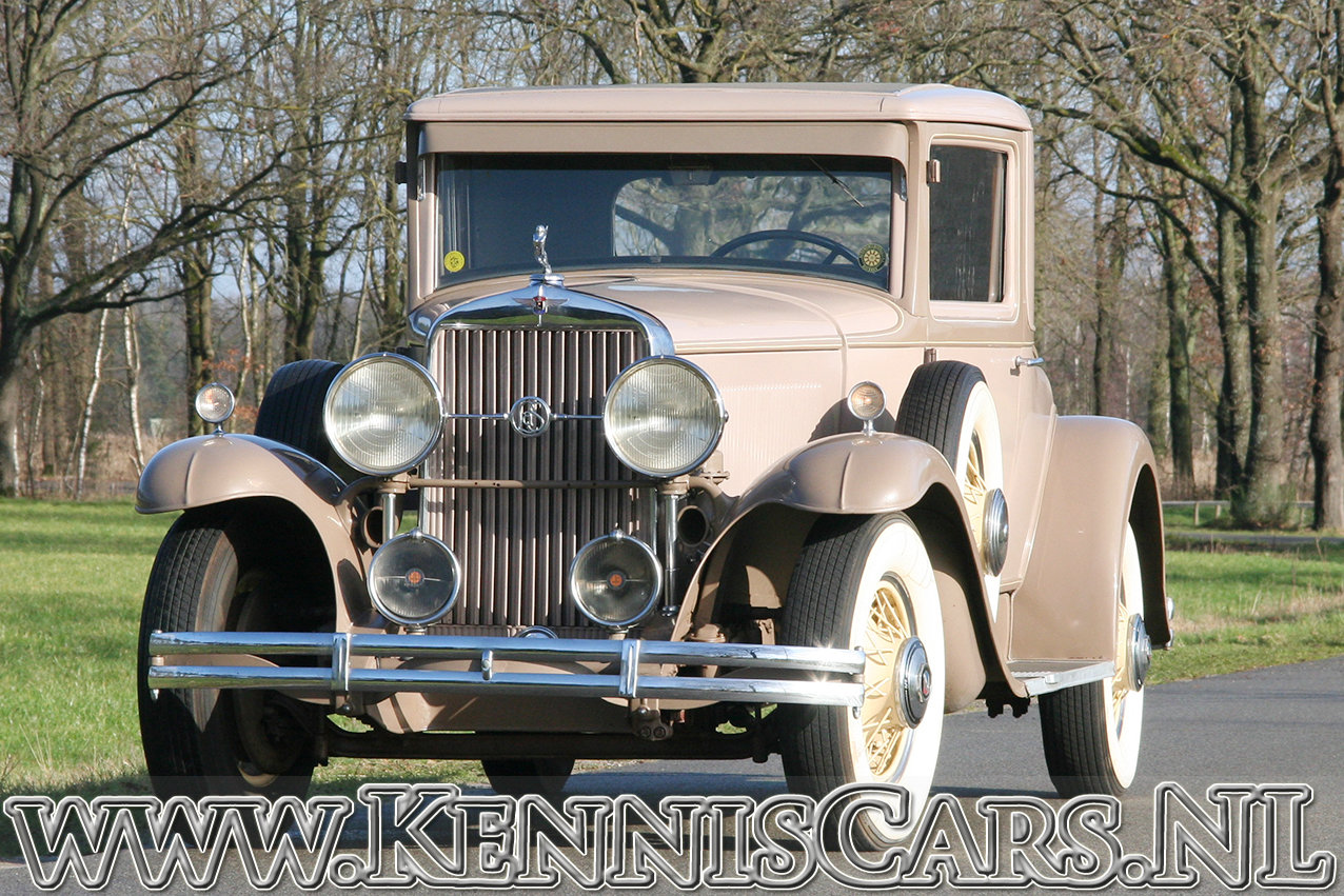 Cadillac 1930 La Salle 340 Coupe For Sale (picture 1 of 12)