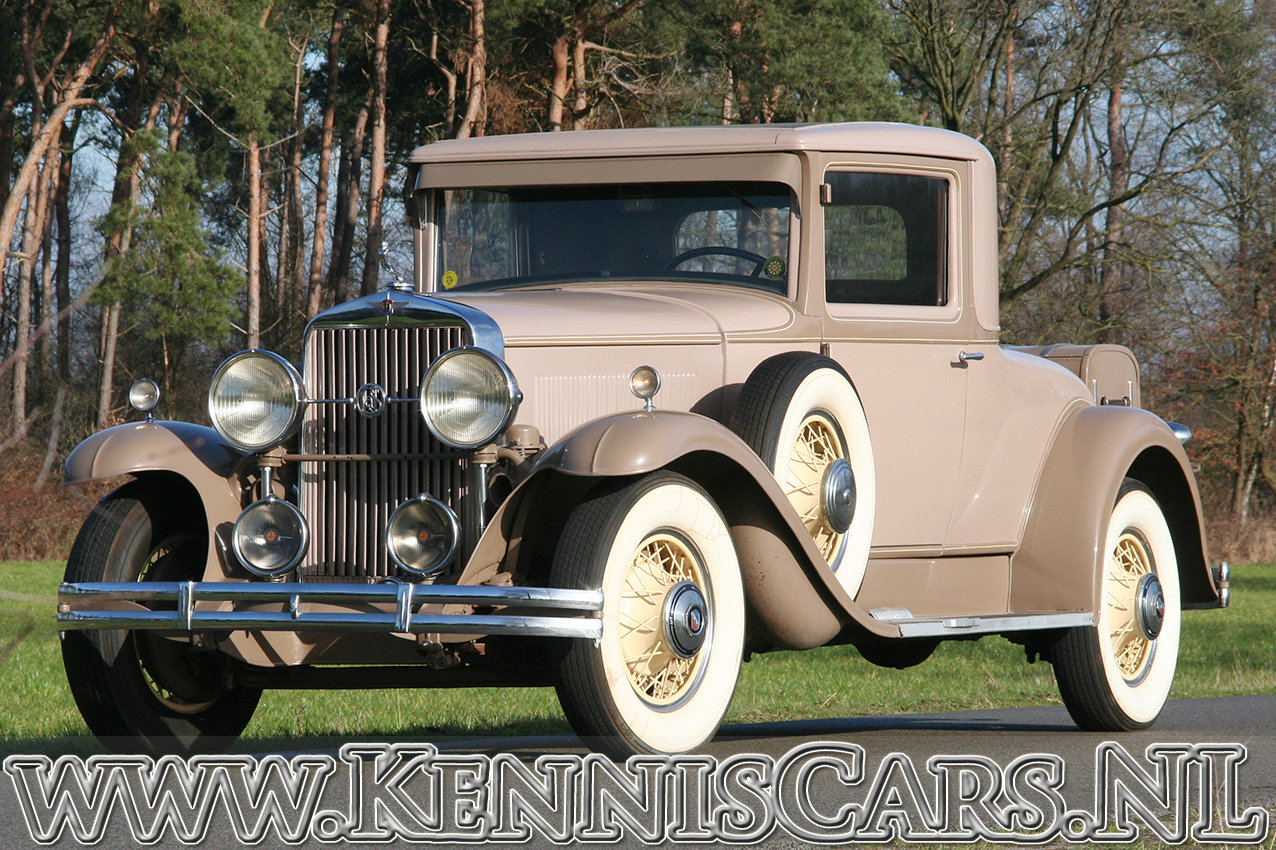 Cadillac 1930 La Salle 340 Coupe For Sale (picture 2 of 12)