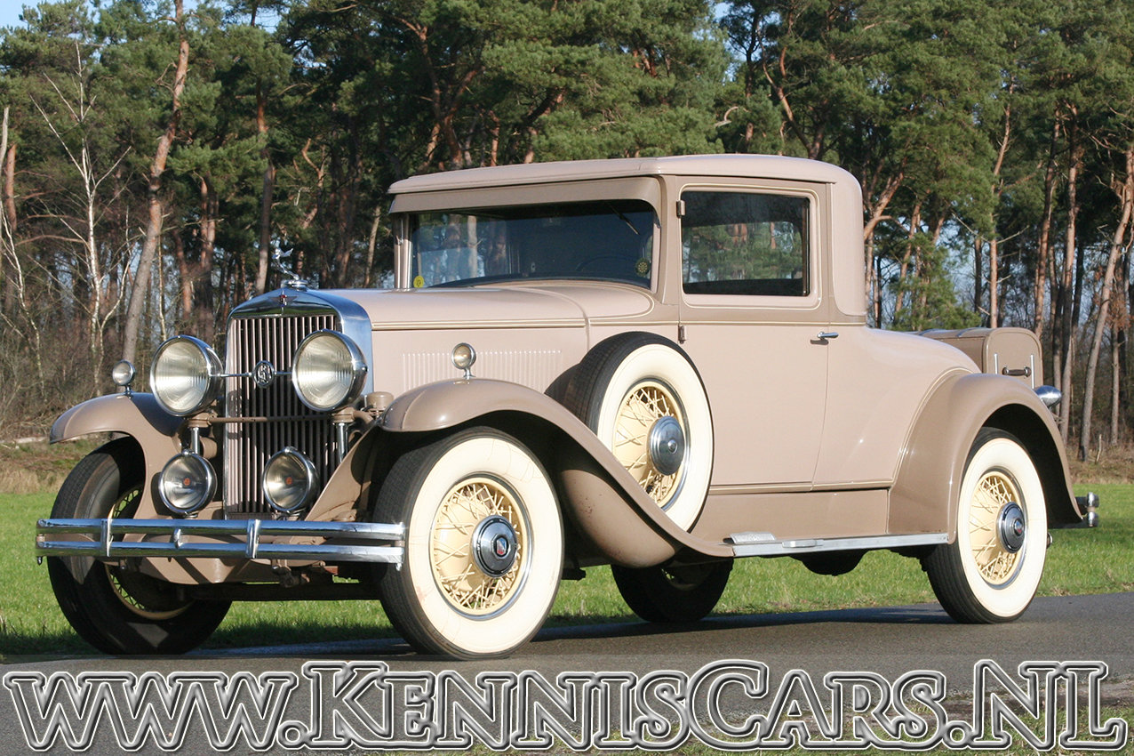 Cadillac 1930 La Salle 340 Coupe For Sale (picture 3 of 12)