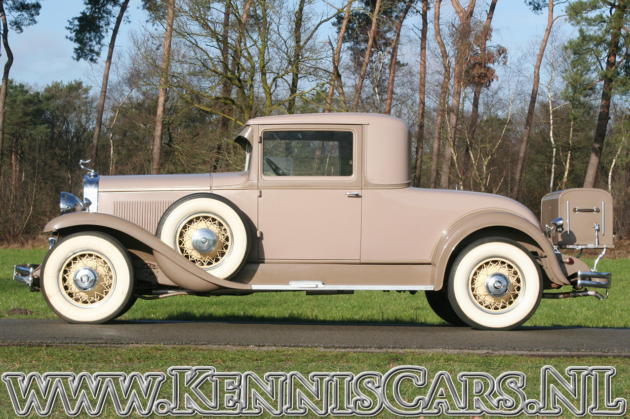 Cadillac 1930 La Salle 340 Coupe For Sale (picture 4 of 12)