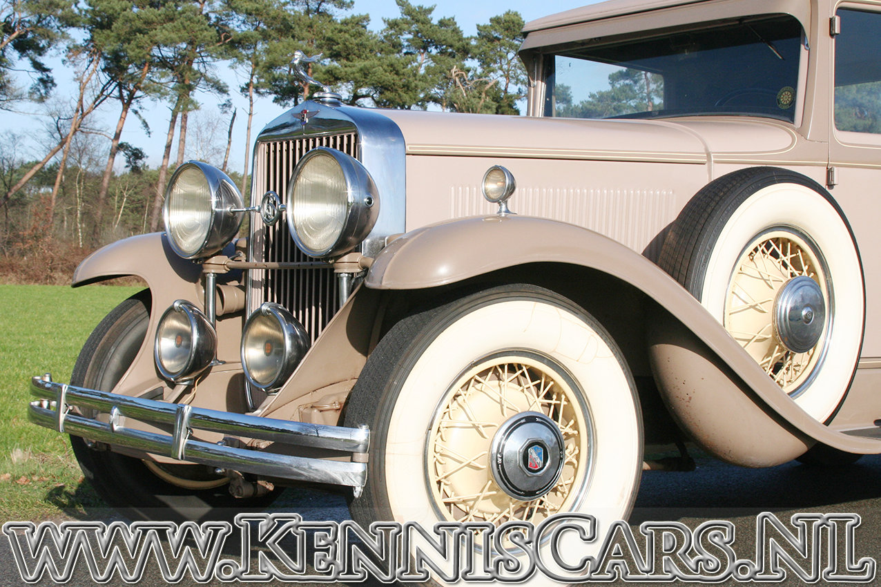 Cadillac 1930 La Salle 340 Coupe For Sale (picture 6 of 12)