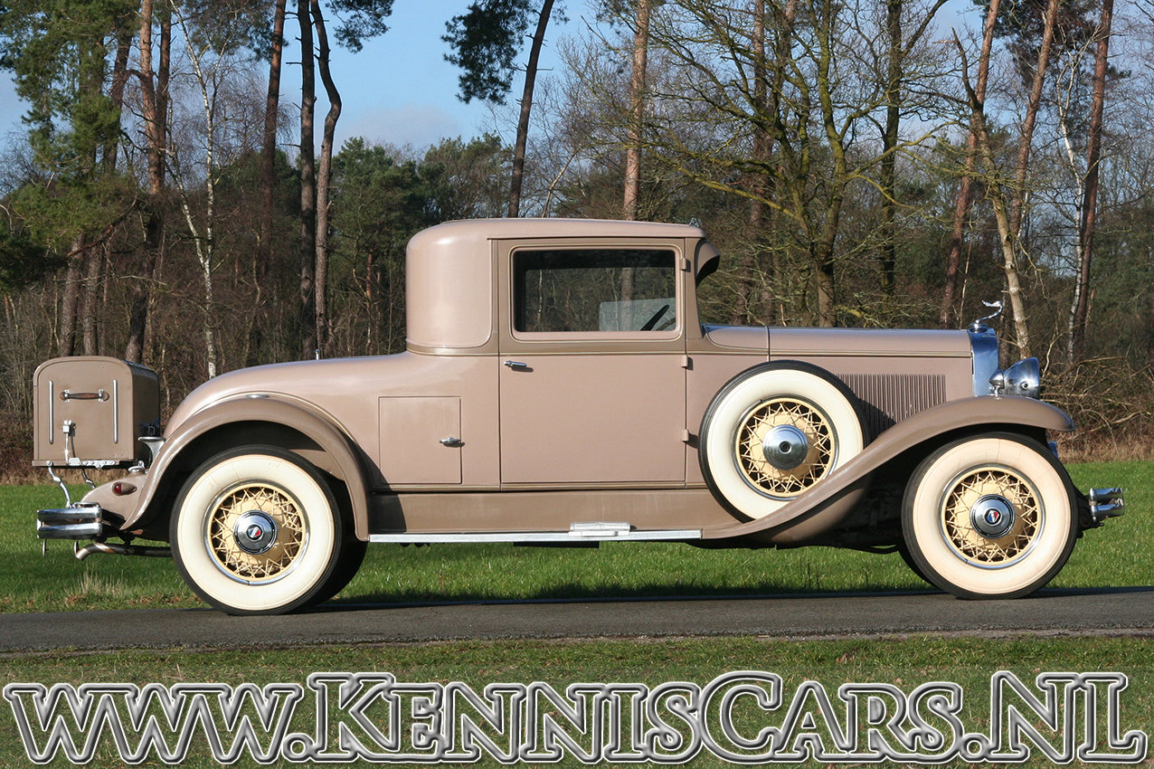 Cadillac 1930 La Salle 340 Coupe For Sale (picture 7 of 12)