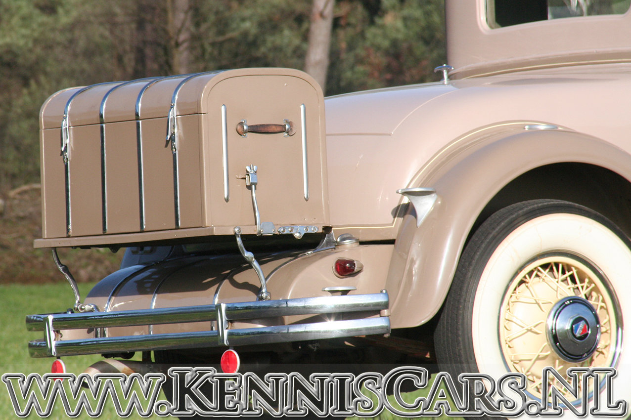 Cadillac 1930 La Salle 340 Coupe For Sale (picture 9 of 12)