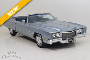 Picture of 1971 Cadillac Eldorado Convertible For Sale