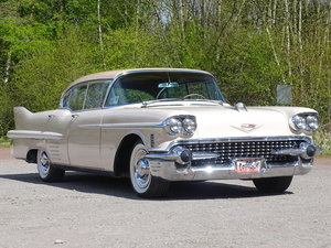 Picture of 1958 Cadillac Sedan Deville 27th April For Sale by Auction