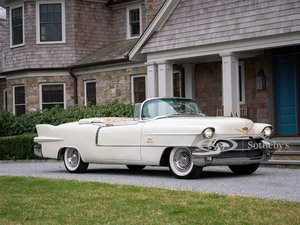 Picture of 1956 Cadillac Eldorado Biarritz  For Sale by Auction