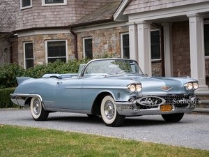 Picture of 1958 Cadillac Eldorado Biarritz  For Sale by Auction