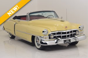 Picture of 1952 Cadillac series 62 Convertible For Sale