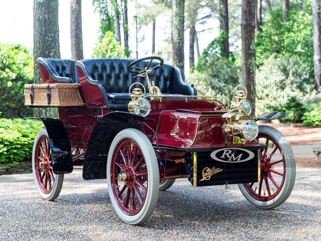 1904 Cadillac Model B  For Sale by Auction (picture 1 of 12)