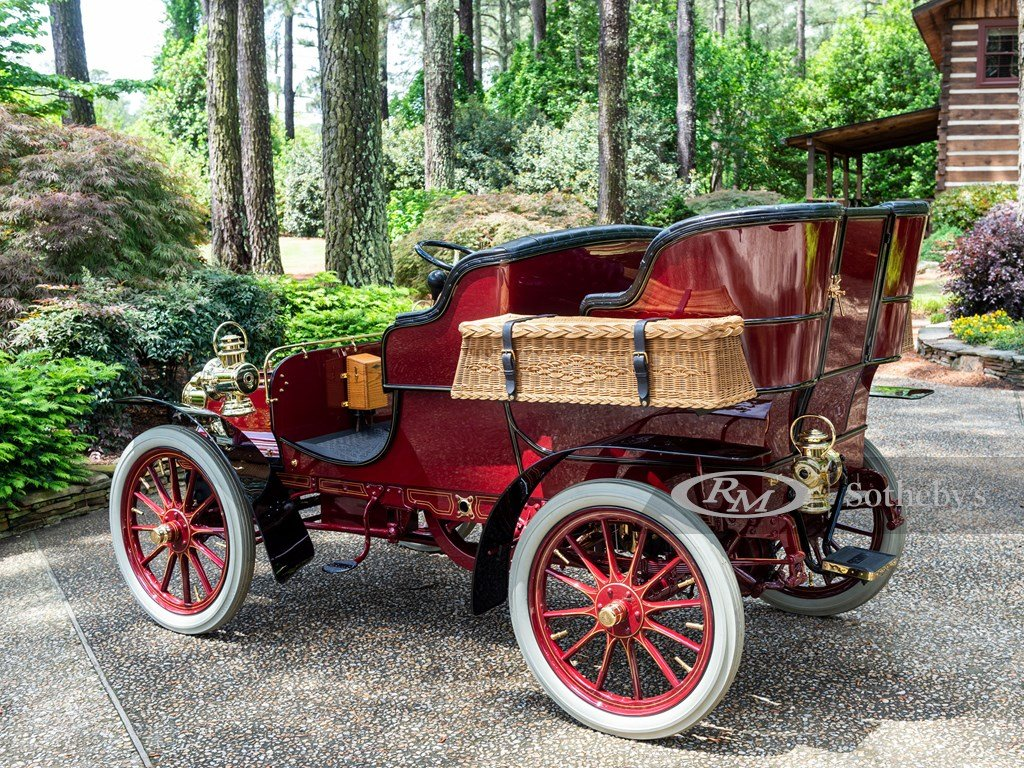1904 Cadillac Model B  For Sale by Auction (picture 2 of 12)