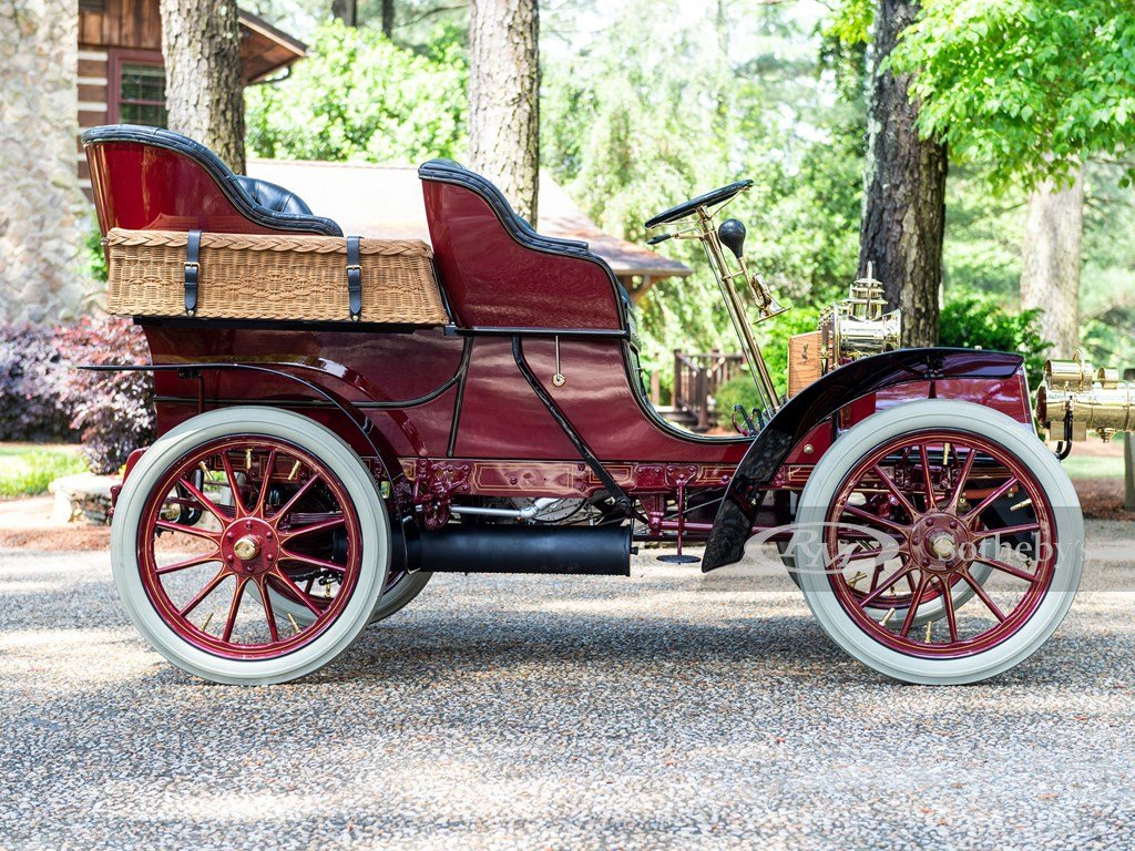 1904 Cadillac Model B  For Sale by Auction (picture 5 of 12)