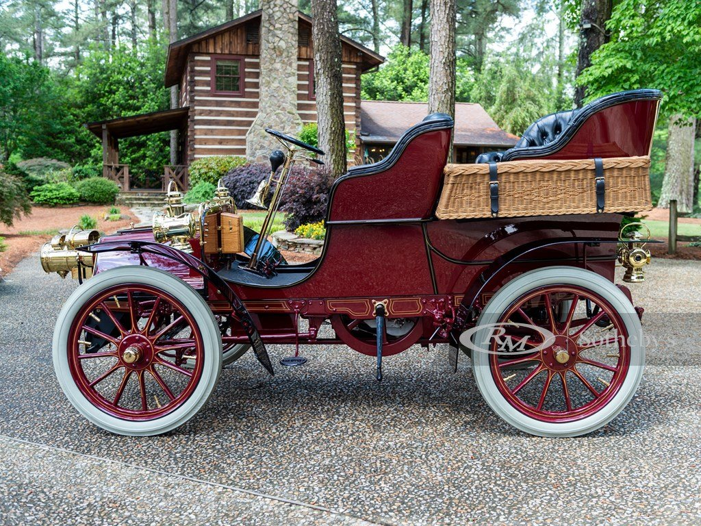 1904 Cadillac Model B  For Sale by Auction (picture 6 of 12)