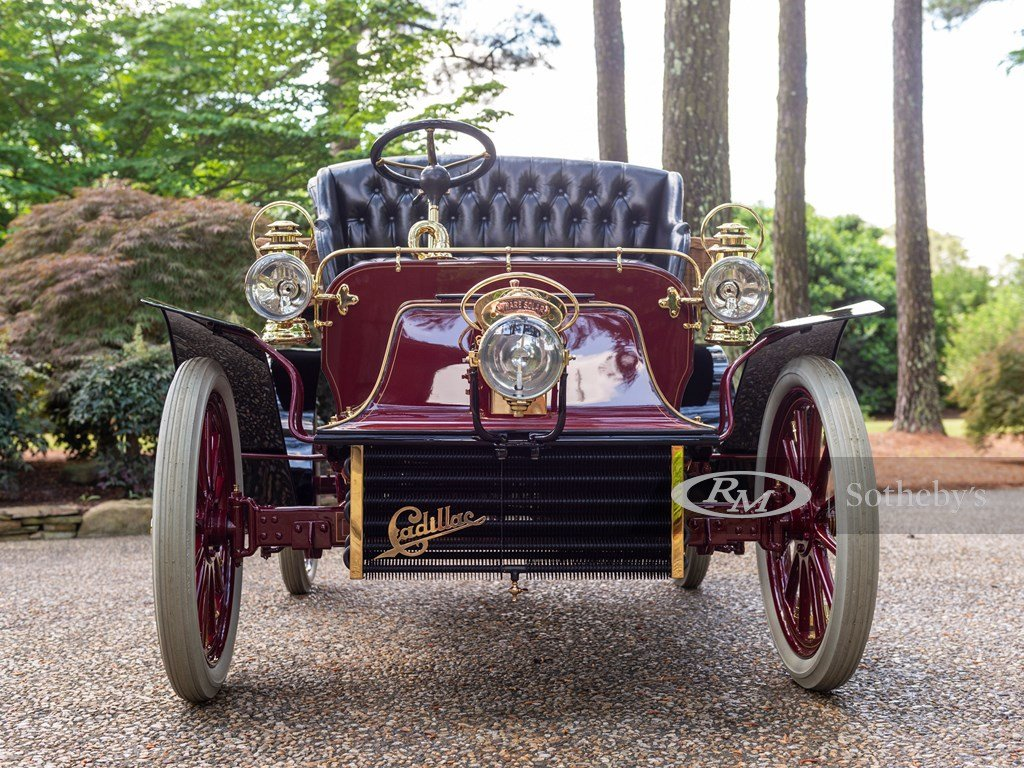 1904 Cadillac Model B  For Sale by Auction (picture 7 of 12)