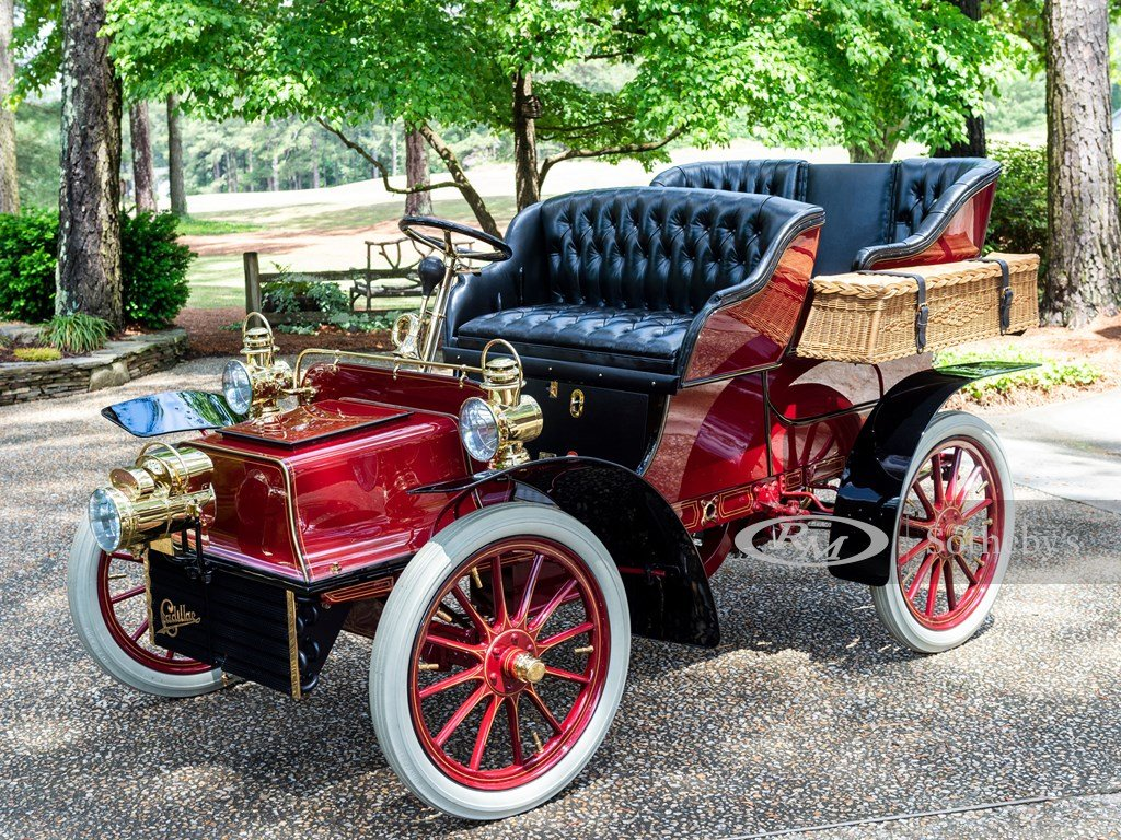 1904 Cadillac Model B  For Sale by Auction (picture 8 of 12)