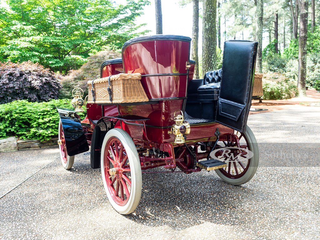 1904 Cadillac Model B  For Sale by Auction (picture 10 of 12)