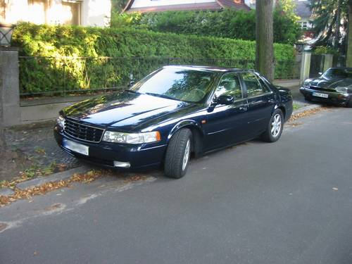 Cadillac STS Northstar, 305 horse power For Sale (picture 1 of 6)