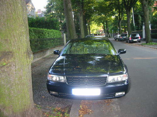 Cadillac STS Northstar, 305 horse power For Sale (picture 2 of 6)