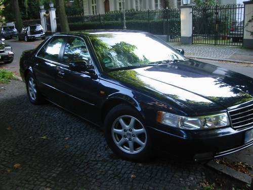 Cadillac STS Northstar, 305 horse power For Sale (picture 3 of 6)