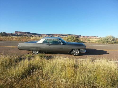 1964 Cadillac Coupe DeVfille For Sale (picture 1 of 1)