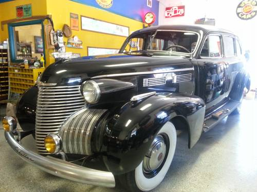 1940 Cadillac 72 Limousine For Sale (picture 2 of 6)