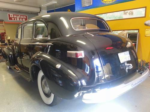 1940 Cadillac 72 Limousine For Sale (picture 3 of 6)