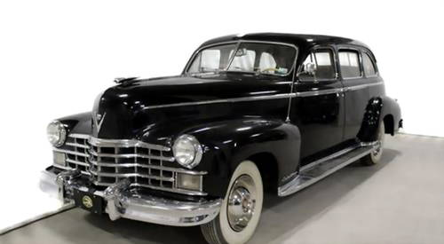 1949 Cadillac Fleetwood Series 75  Imperial Sedan For Sale (picture 1 of 6)