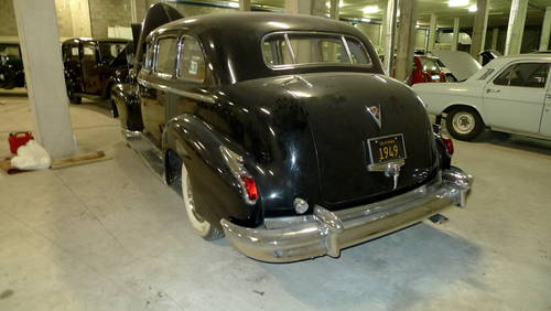 1949 Cadillac Fleetwood Series 75  Imperial Sedan For Sale (picture 2 of 6)