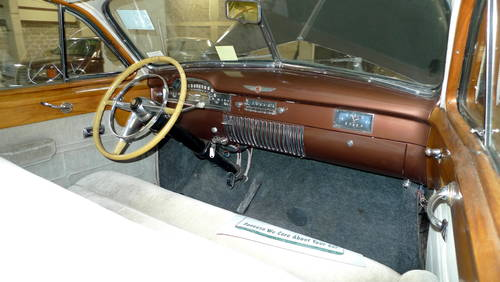 1949 Cadillac Fleetwood Series 75  Imperial Sedan For Sale (picture 3 of 6)
