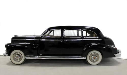 1949 Cadillac Fleetwood Series 75  Imperial Sedan For Sale (picture 6 of 6)