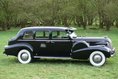 1939 Cadillac Series 39-75 Imperial Sedan SOLD (picture 1 of 6)