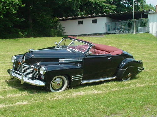 1941 Cadillac Convertible Series 62 Convertible Coupe Deluxe For Sale (picture 1 of 6)