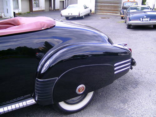 1941 Cadillac Convertible Series 62 Convertible Coupe Deluxe For Sale (picture 3 of 6)