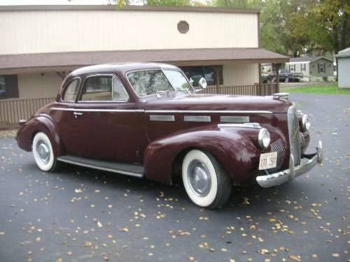 1940 Cadillac LaSalle 5-W Coupe For Sale (picture 3 of 4)