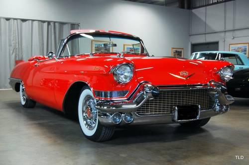 1957 Cadillac Eldorado Biarritz For Sale (picture 1 of 6)