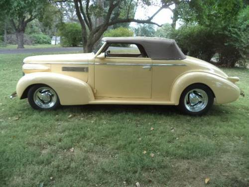 1939 Cadillac LaSalle Opera Convertible For Sale (picture 2 of 6)