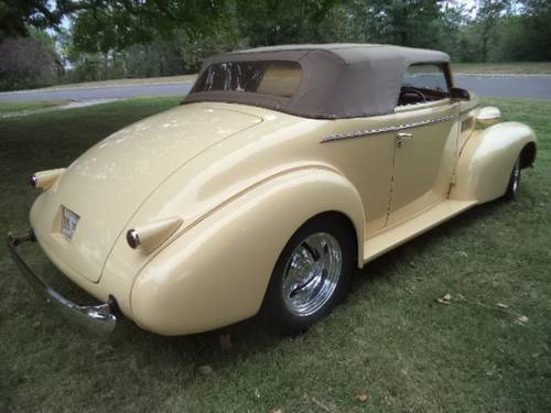 1939 Cadillac LaSalle Opera Convertible For Sale (picture 3 of 6)