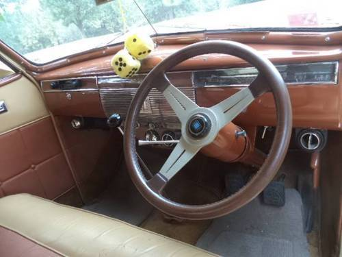 1939 Cadillac LaSalle Opera Convertible For Sale (picture 4 of 6)