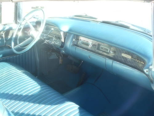 1956 Cadillac Eldorado Biiarritz For Sale (picture 4 of 6)
