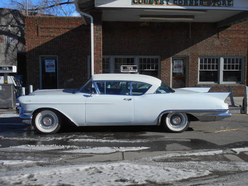 1957 Cadillac Eldorado Seville For Sale (picture 1 of 6)
