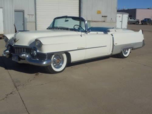 1954 Cadillac Eldorado Convertible SOLD (picture 1 of 6)
