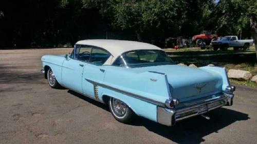 1957 Cadillac 62 4DR HT For Sale (picture 2 of 5)
