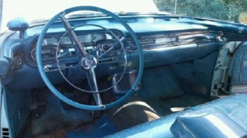 1957 Cadillac 62 4DR HT For Sale (picture 4 of 5)